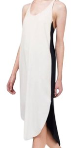 Black and White Maxi Dress by Aritzia