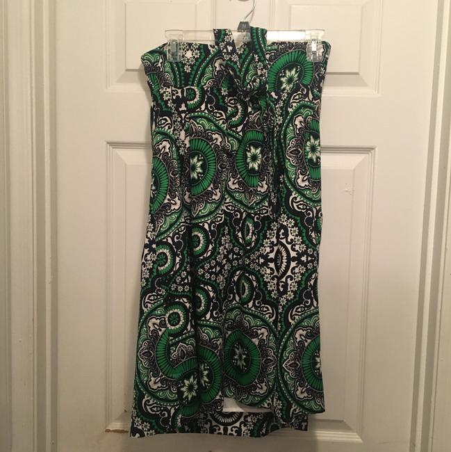 Shoshanna short dress green on Tradesy Image 1