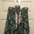 Shoshanna short dress green on Tradesy Image 4