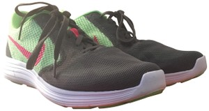 Nike Running Cross-training Exercise Comfort Stylish Pink, lime green Athletic