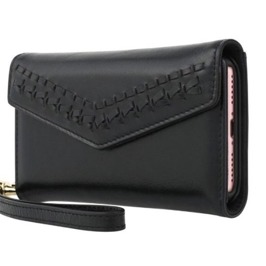 Rebecca Minkoff Whipstich IPhone7 Leather Wrislet Image 1