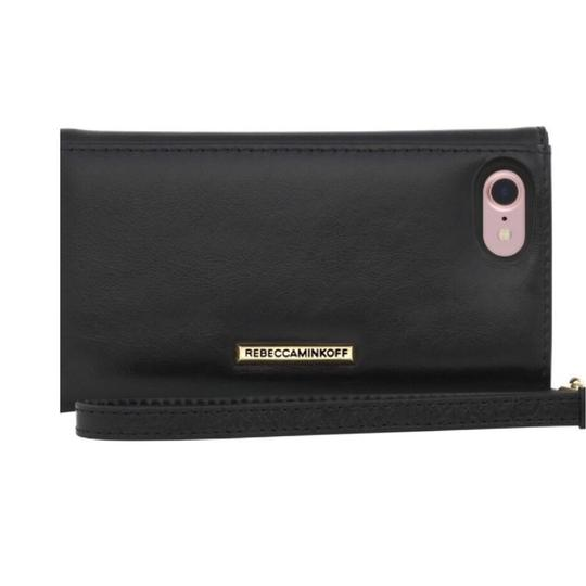 Rebecca Minkoff Whipstich IPhone7 Leather Wrislet Image 2