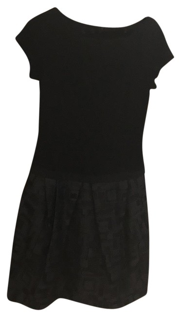 Preload https://img-static.tradesy.com/item/22761306/lida-baday-black-mid-length-cocktail-dress-size-8-m-0-1-650-650.jpg