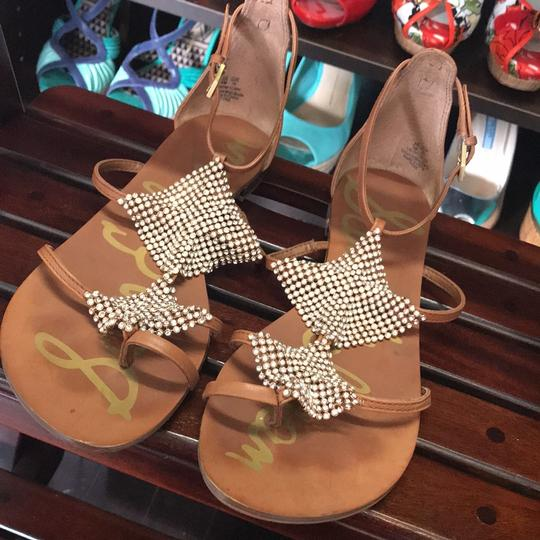 Sam Edelman brown Sandals Image 8