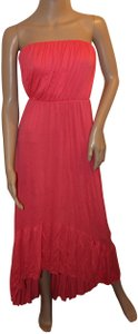 Coral Maxi Dress by ISSI