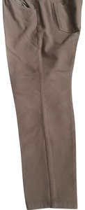 Escada Straight Pants Tan