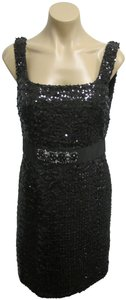 Marchesa Notte Sequin New Dress