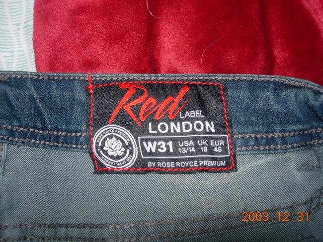 Rose Royce Boot Cut Jeans-Distressed Image 5