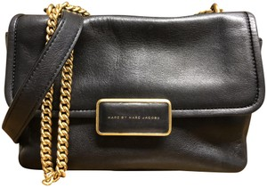 Marc by Marc Jacobs Leather Crossbody Shoulder Bag