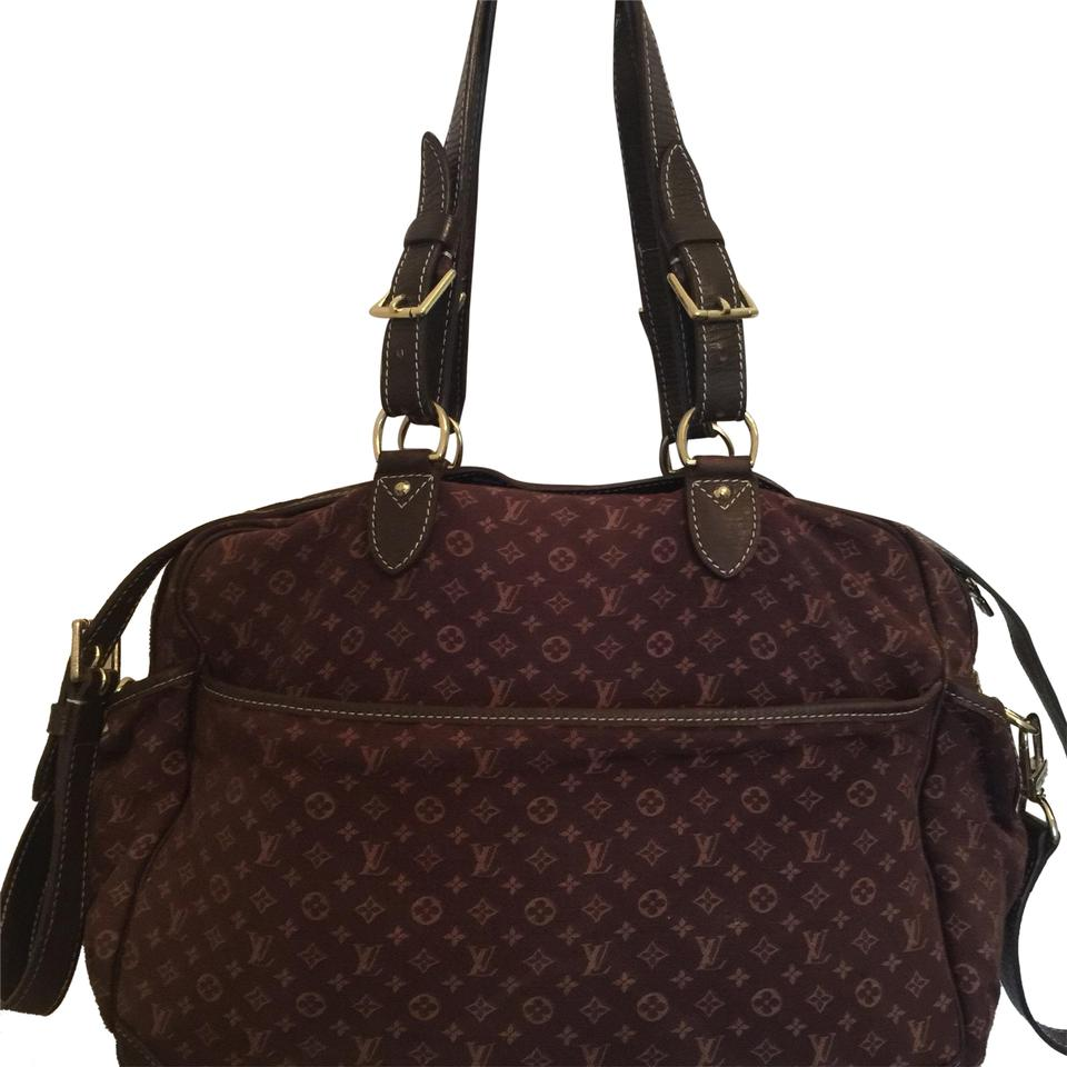Louis Vuitton Fabric Diaper Bag Tradesy