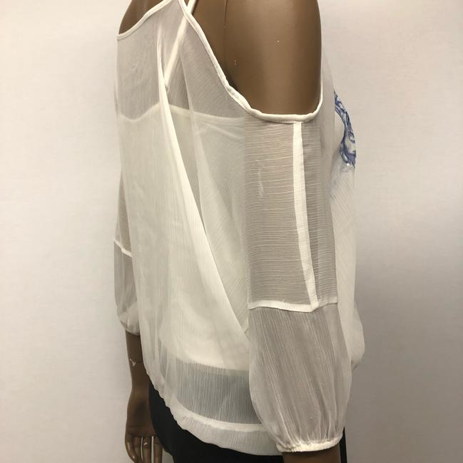 INC International Concepts Top washed white Image 4