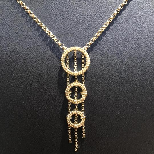 14k White Gold Diamond Necklace 14k white gold diamond necklace Image 3