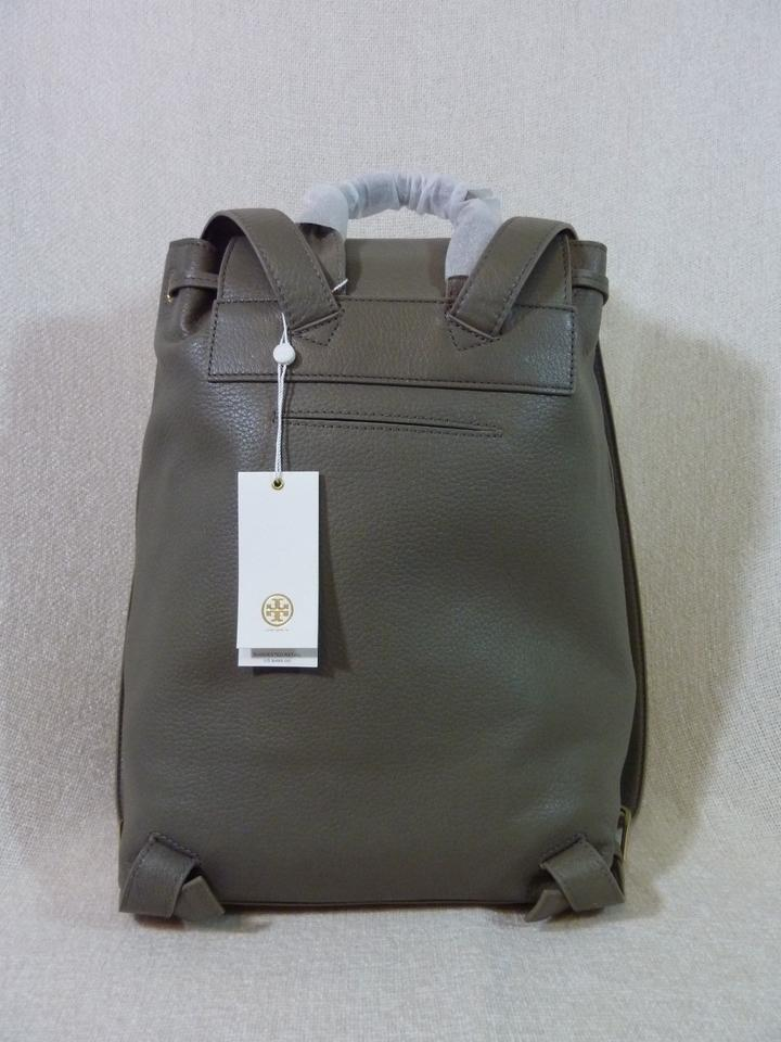 Gray Porcini Leather Burch Backpack Brody Tory HqwtIEdwn