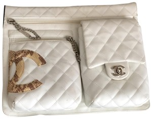 eeec7f8145f4 Chanel Python Bags - Up to 70% off at Tradesy (Page 2)
