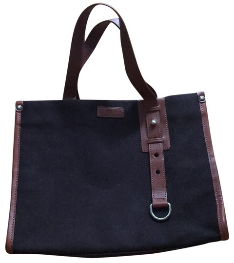 Preload https://item1.tradesy.com/images/burberry-medium-house-check-fabric-brown-tote-22763430-0-1.jpg?width=440&height=440