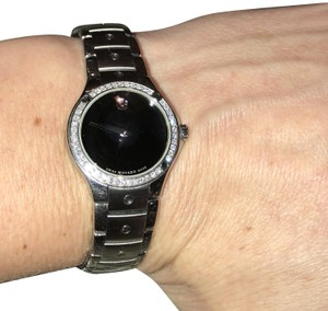 Movado MOVADO SPECIAL EDITION Slim women's watch with diamonds