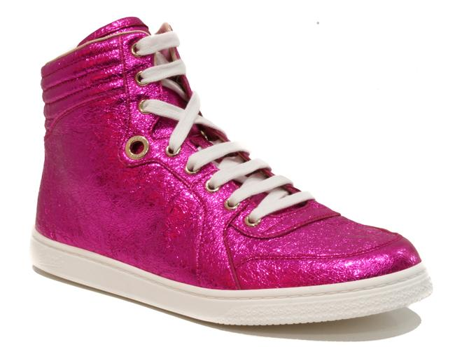Item - Violet Fuchsia New 409793 Women's Galassia High Top 40/10.5us Sneakers Size US 10.5 Regular (M, B)