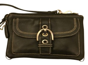 Coach Wristlet in Color
