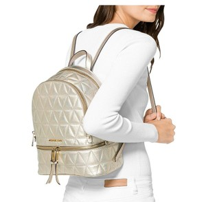 25a70d44ac6f Michael Kors Rhea Backpacks - Up to 70% off at Tradesy