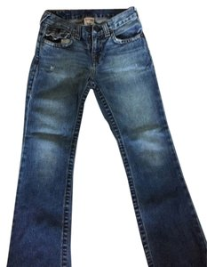 True Religion Straight Pants Denim