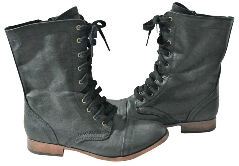 06745964e76f Mossimo Supply Co. Black Boots Booties. Size  US 7.5 Regular (M ...