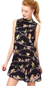 Ted Baker short dress Sleeveless Bird Sale Clothes on Tradesy