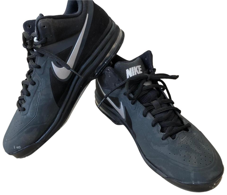 separation shoes 367a0 8b21e ... max flywire cleats Nike Air Show Elite 2 Low Metal Baseball Cleats Mens  Nike Softball Cleats black Athletic .