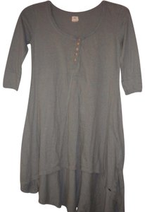 O'Neill short dress sage Boho Sag 1/2 Sleeve Tunic on Tradesy