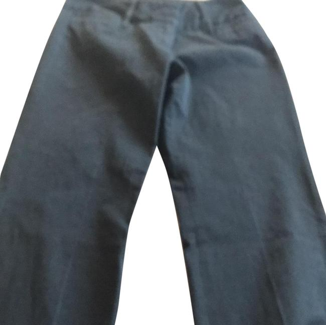 Item - Jet Black Not Gray As Some Of The Pictures Imply. Stretch Pants Size 2 (XS, 26)