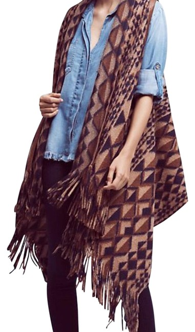 Item - Canton Fringe By Tracy Reese Vest Size OS (one size)