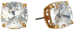 Tory Burch Brand New Tory Burch Crystal Set Stud Earrings Clear