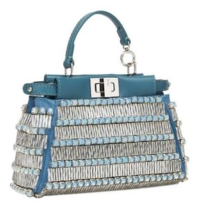 b4dc763f77d2 Fendi Peekaboo Mini Bags - Up to 70% off at Tradesy