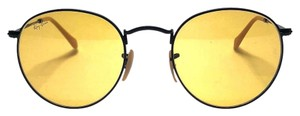 Ray-Ban RB 3447 9066/4A Free 3 Day Shipping Retro Yellow Rounded Ray Ban