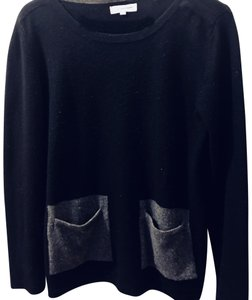 Chinti and Parker Color-blocking Comfortable London Italian Sweater
