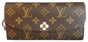Louis Vuitton Louis Vuitton Monogram 2017 Limited Emilie Wallet
