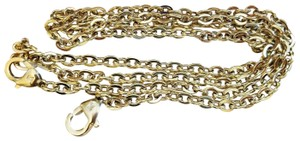 Louis Vuitton BRAND NEW! Louis Vuitton LONG GOLD CHAIN Pochette Felicie *CHAIN ONLY*
