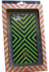 dabneylee New Dabneylee Neon Zebra Print iPhone 6 Case