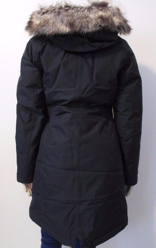 The North Face Urban Navy Heather Womens Tnf Arctic Down Parka Warm Winter Jacket Size 8 (M)