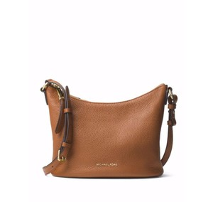 03288556c735 Michael Kors saddle brown Messenger Bag. Michael Kors Lupita Medium Saddle  Brown Leather ...
