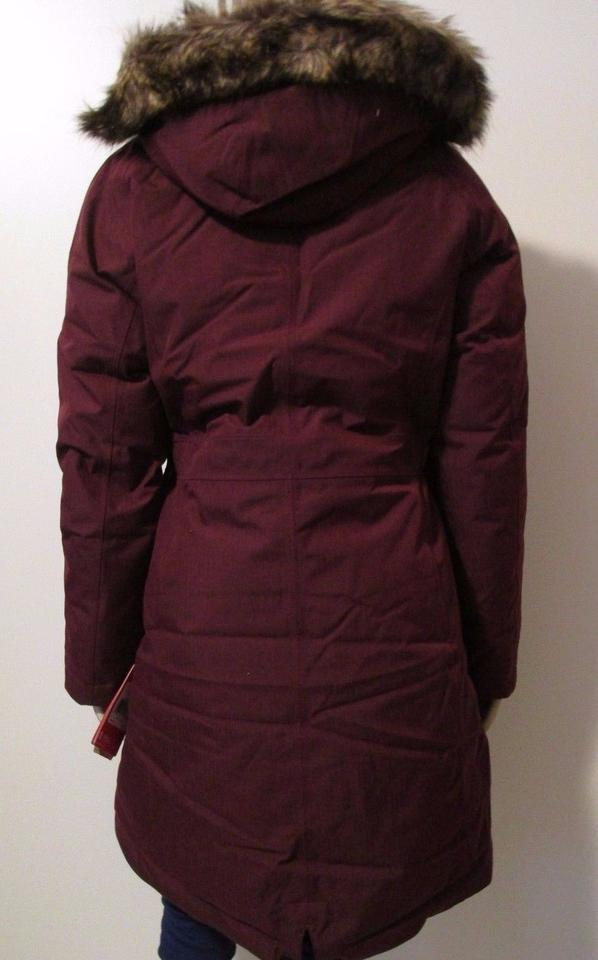 977b83a494e0 The North Face For Her Medium Deep Garnet Red Heather Jacket Image 2. 123