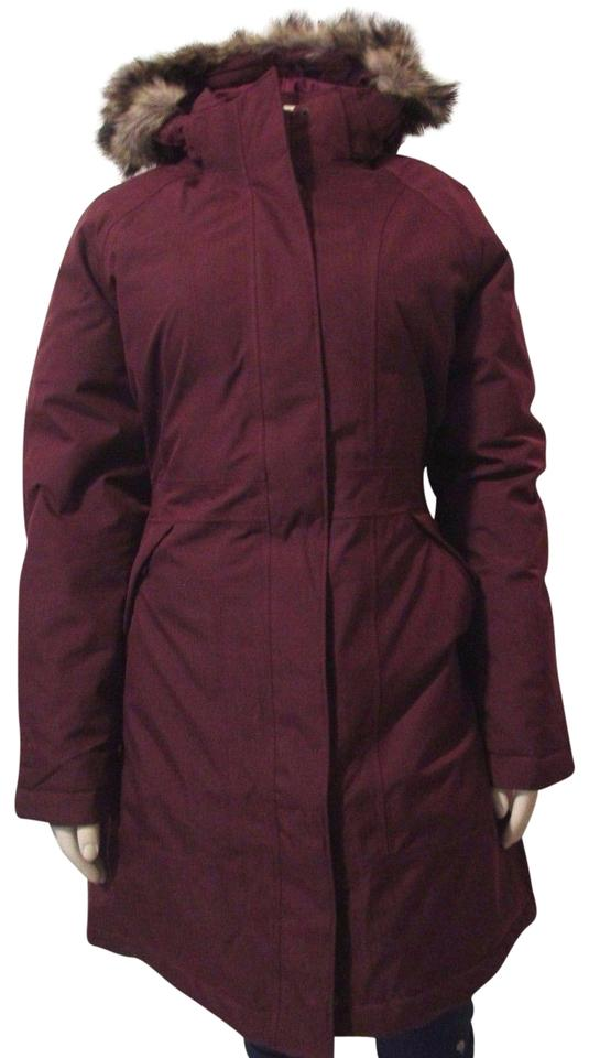 505d360cc reduced womens parka jacket north face 8c649 77bde