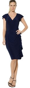 Lauren Ralph Lauren short dress Navy on Tradesy