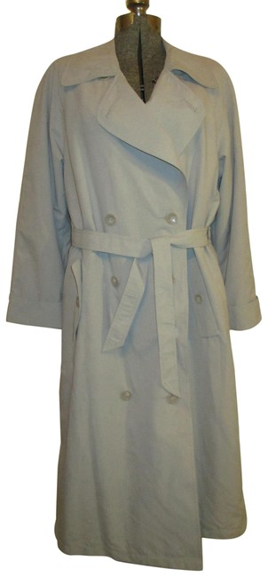 Item - Taupe Belted Coat Size 10 (M)