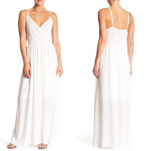 white Maxi Dress by West Kei Cotton Beach Bohemian Boho