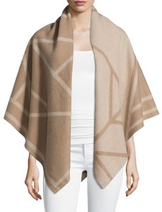 Tory Burch NEW!!! TAGS TORY BURCH GIANT CASHMERE WOOL BLANKET SCARF WRAP SHAWL