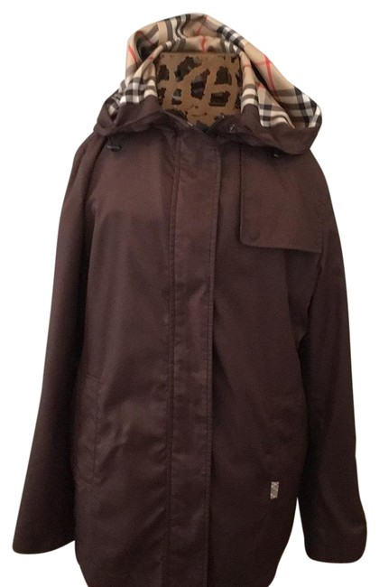 Item - Brown Daniella Jacket Size 2 (XS)
