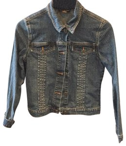 Harold Powell denim Womens Jean Jacket
