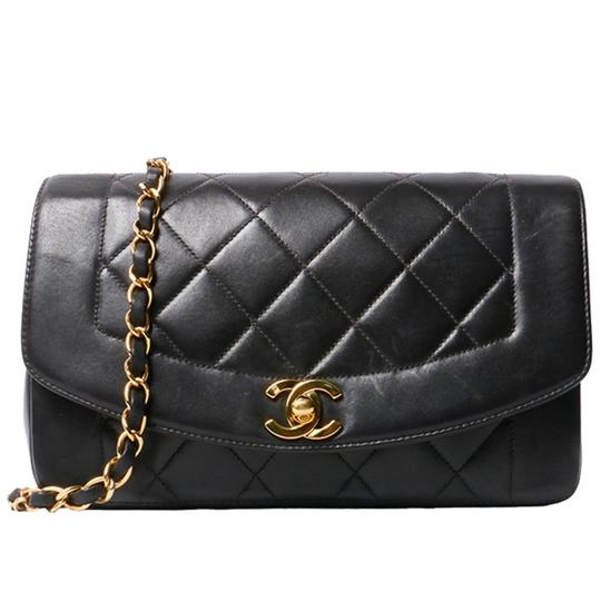 1104c53f7073 Chanel Black Quilted Leather 'classic' Shoulder Bag | Stanford ...