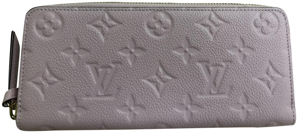 a9b4ddcad8f9 Louis Vuitton Wallet Leather Wristlet in Rose Ballerine   Pink Image 0 ...