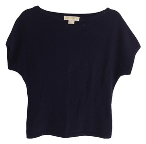 Michael Kors Knit Short Sleeve Sweater